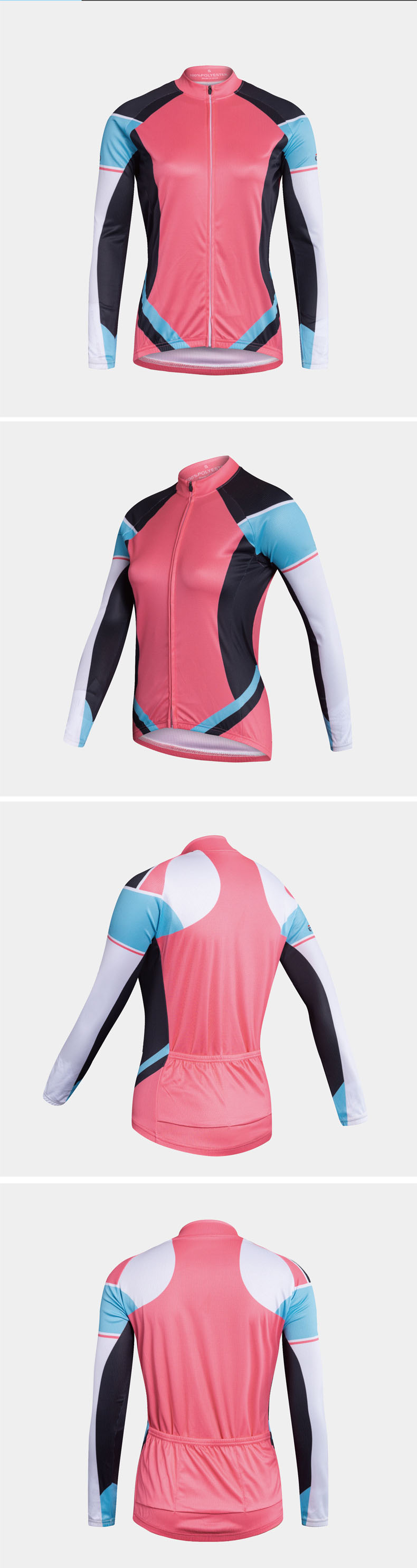 Bike Cycle Sport Wear Bike Racing Wear Bike Shirts Cycling Jersey Custom For Women