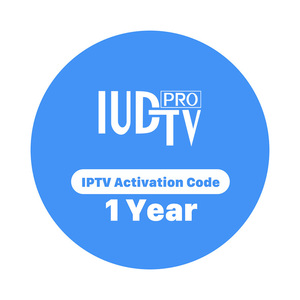 1 Year IUDTV PRO IPTV Live Arabic Sports Channels for IPTV Account Reseller EX YU