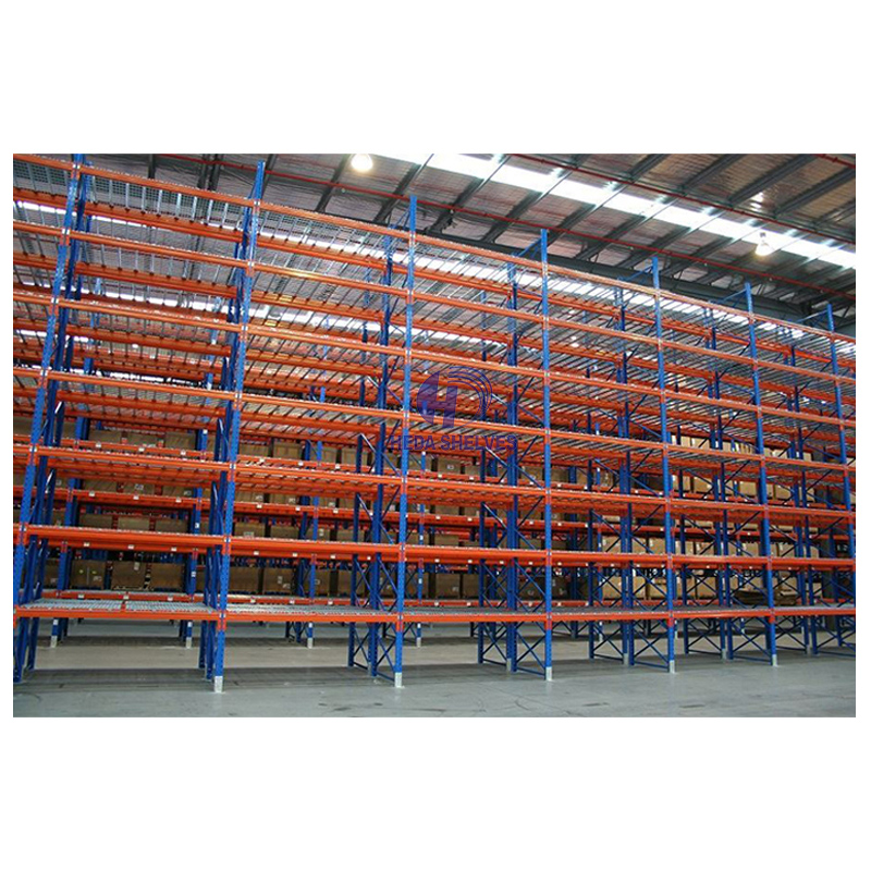 Warehouse Customized Wire Mesh storage pallet <strong>rack</strong>