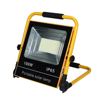 50W 100W portable led work light USB rechargeable work light led