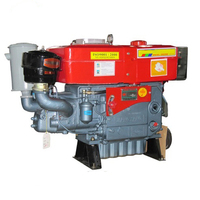 Single cylinder engine china jiangdong ZH1115 diesel engine