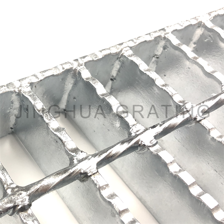 Anping Factory Galvanized Open Mesh Flooring Sidewalk Grates Steel Grating Prices