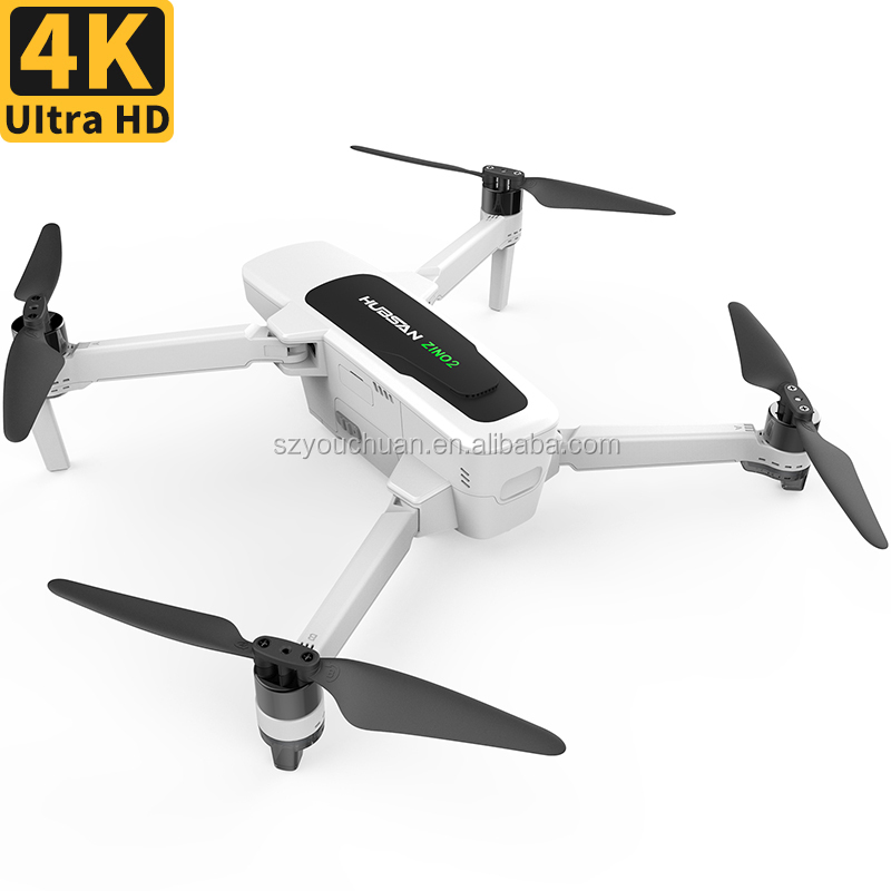 2020 New HUBSAN ZINO 2 combo version 4K GPS 3-axis gimbal 33 mins 6KM digital <strong>remote</strong> controller professional GPS Drone Video FPV