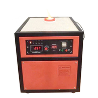 small induction gold melting furnace machine equipment sale