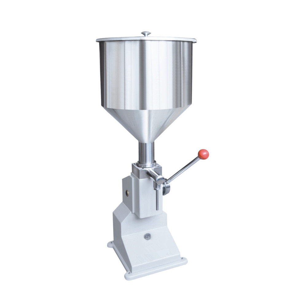 <strong>A03</strong> Easy Operate High Quality Manual Small Aerosol Filling Machine Semi Automatic