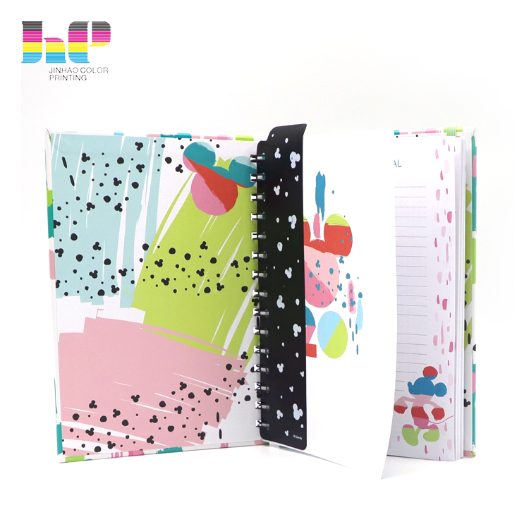 planner printing,Wholesale custom personalized journal spiral a5 notebook printing,Custom High Quality Cheap Personalized Full Color Hardcover Notebook Printing