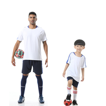 Wholesale Top Quality Cheap Custom Team logo Kids and Adult Football Kits Outdoor <strong>Sports</strong> Soccer <strong>Wear</strong>