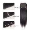4*4 Silky Straight lace closure