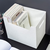 Wholesale foldable plastic storage box for kids toys