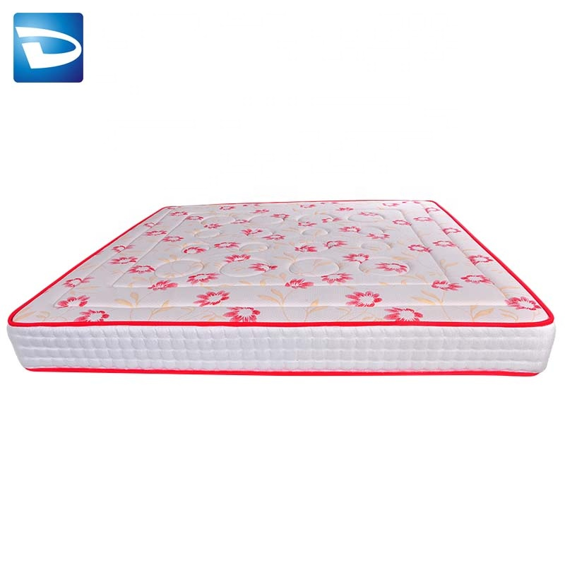 Latest Double Custom Ventilated 3D Mesh Spring Mattress