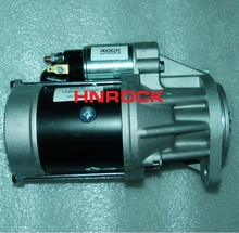 NEW HNROCK 12V STARTER MOTORS 113032001 S14-102 129940-77010 104-430 S14102B 12994077010 12994077011 12994077012 FOR YANMAR