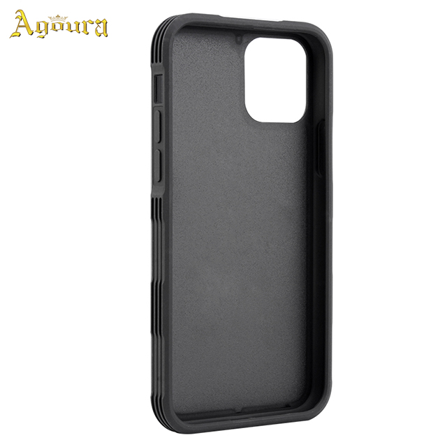For iphone11 OEM design high quality shockproof forged carbon phone case with customized logo carbon fiber mobile phone case
