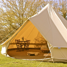 Waterproof glamping luxury <strong>tent</strong> Canvas glamping bell <strong>tent</strong>