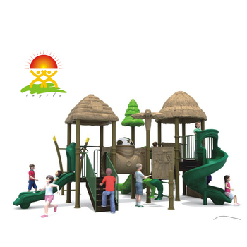 new design hot sale  kids slide outdoor playground equipment