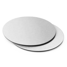 Hongwang hot sale products grade 201 304 316 316L 410 430 <strong>stainless</strong> <strong>steel</strong> circle by 2B BA polishing surface finish for tableware