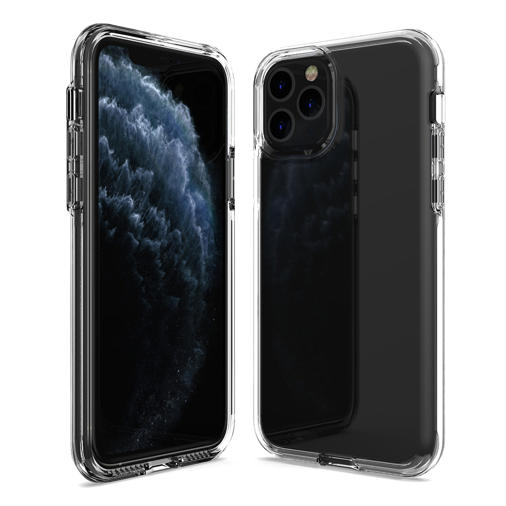 Transparent Smart Custom High Clear Back Cover Mobile Cell Phones <strong>Case</strong> For iPhone 11 Pro XS Max