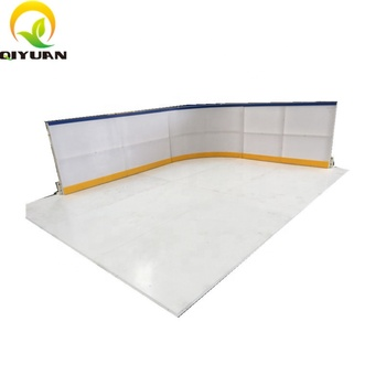 hockey shooting pads artificial ice skating inflatable rink
