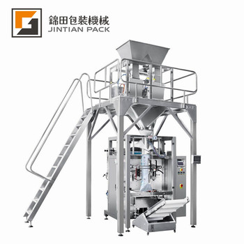 JT-920S high quality big bag 5kg 10kg 15 kg automatic powder /sugar /rice /cement vertical packing machine