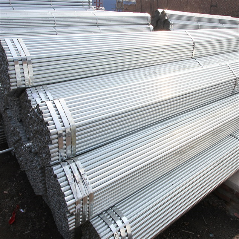 FACO steel pipes!astm a <strong>120</strong> 42.4x2.0mm pre-galvanized 6 inch galvanized carbon pipe