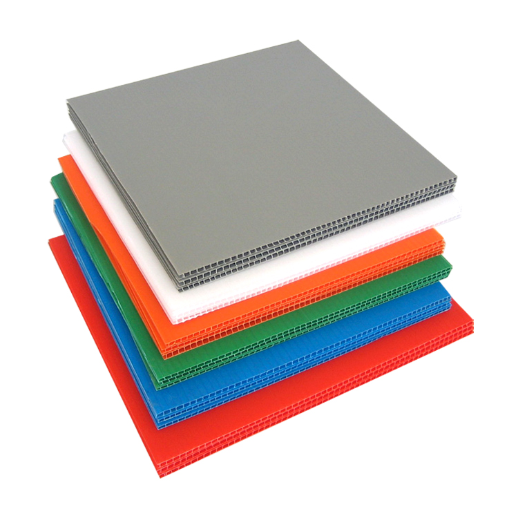 customizable high quality waterproof antistatic pp corrugated plates/sheets/board advertising pack material <strong>plastic</strong> 2mm--10mm