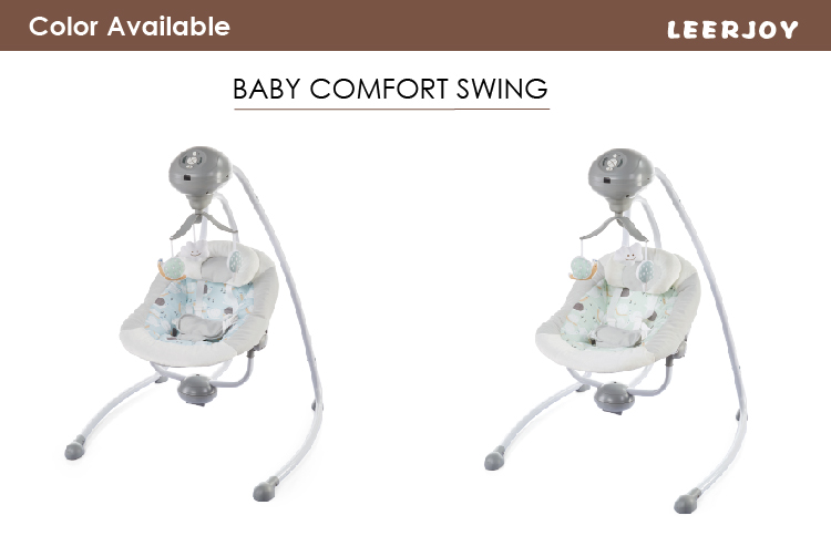 high quality baby indoor swing