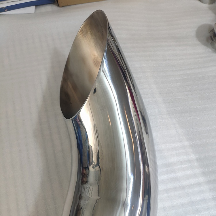 China hot sale stainless steel auto parts automobile exhaust stack pipe