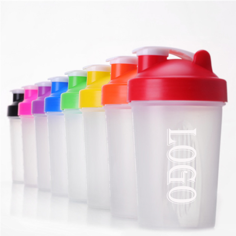 BPA free plastic protein powder shakers water <strong>bottle</strong> 400ml 600ml plastic shaker sports <strong>bottle</strong> for wholesales