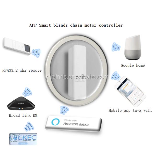 APP RF Blinds motor 1