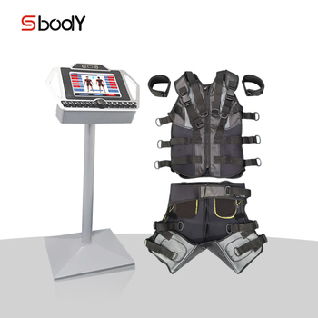 2019 Hot Selling Electronic Muscle Stimulation/ EMS Training Device Fitness Electrostimulator For Health Shape