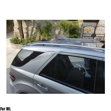 Aluminum Roof Rack For ML350 <strong>W164</strong> 2006-2011