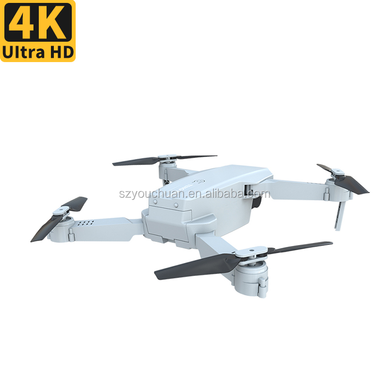 New WiFi FPV Mini RC Drone 4K HD Camera Optical Flow Positioning Anti-Stall Protection Foldable <strong>Remote</strong> Control Quadcopter