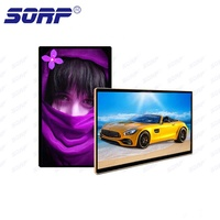 Smart Network LCD LED Indoor Wall Mounted Advertising Display Digital Signage Media Player