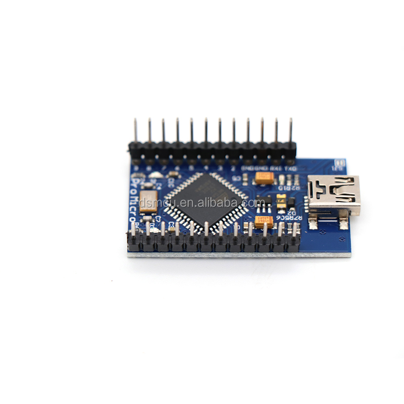 Pro Micro ATmega32U4 5V 16MHz Replace ATMega 32U4 Pro Mini With 2 Row Pin Header