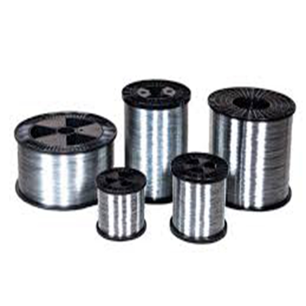 Gi Cleaning Ball Iron Binding Wire 0.12Mm/ <strong>Q195</strong> Q235 Electro Galvanized Scourer Wire 0.13Mm