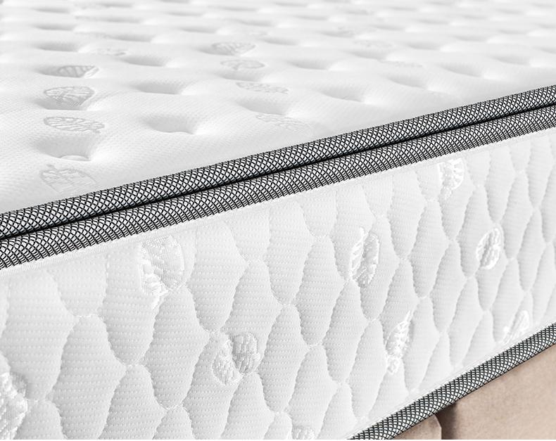 Punk new moisture-wicking treatment ventilated memory foam mattress and 3d net mattress - Jozy Mattress | Jozy.net