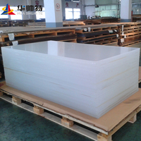 HUASHUAITE Clear 2050*3050 5mm lucite acrylic plexyglass perspex clear Cast acrylic plastic sheet
