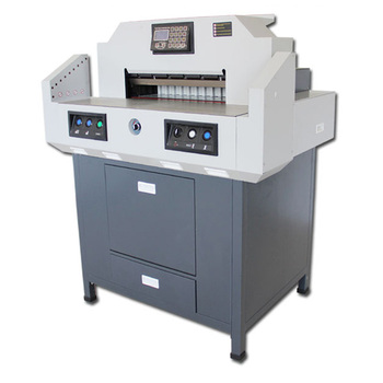 Zomagtc Good Price Electric 520H Paper Cutter A4 Size Paper Cutting Machine For Sale