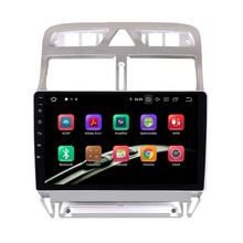 "Idoing 9"" 2.5D Car Android9.0 Multimedia Player For Peugeot 307 307CC 307SW 2002-2013 PX5 4G+64G 8 Core GPS Navigation TDA7850"
