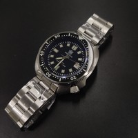 Factory Price! SD1970 SteelDive Stainless Steel Bracelet 20ATM NH35 Automatic Diver Watch