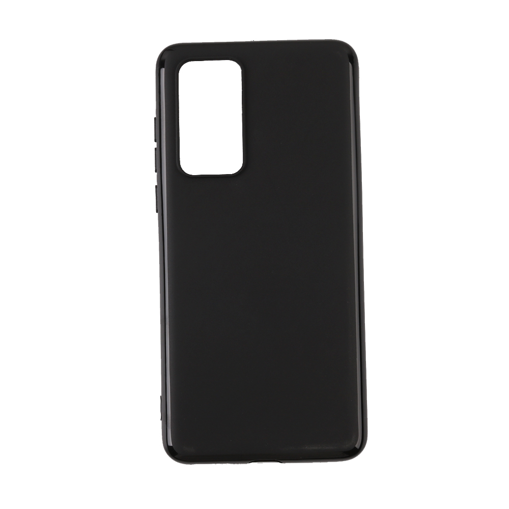 Silicon Cover Soft TPU Matte Pudding Black Phone Protector Shell For Huawei P40 Lite Pro <strong>P</strong> Smart plus 2019 Nova 5T
