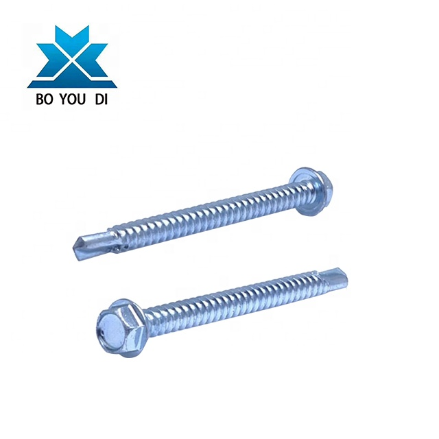 Hot Sale China factory good price <strong>c1022</strong> zinc plated self drilling <strong>screws</strong>