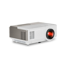 Mini 4K Android <strong>Projector</strong> WiFi Bluetooth Portable LED Video <strong>Projector</strong> Home Cinema Support Miracast Airplay