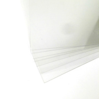 Factory supply super clear transparent film pvc clear plastic sheet