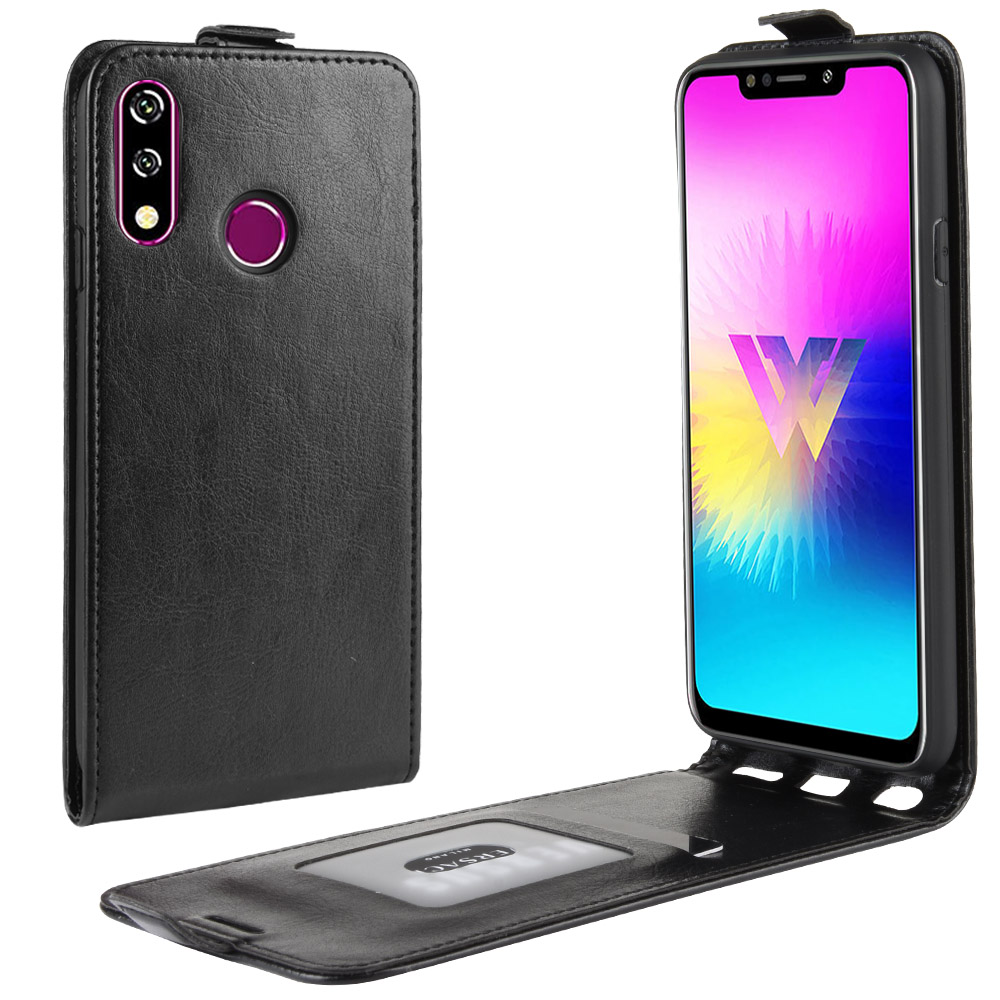 Free Ship Vertical Flip <strong>Phone</strong> Case Leather Wallet for LG <strong>W10</strong> Mobile <strong>Phone</strong> Back Cover 6.19 Inch