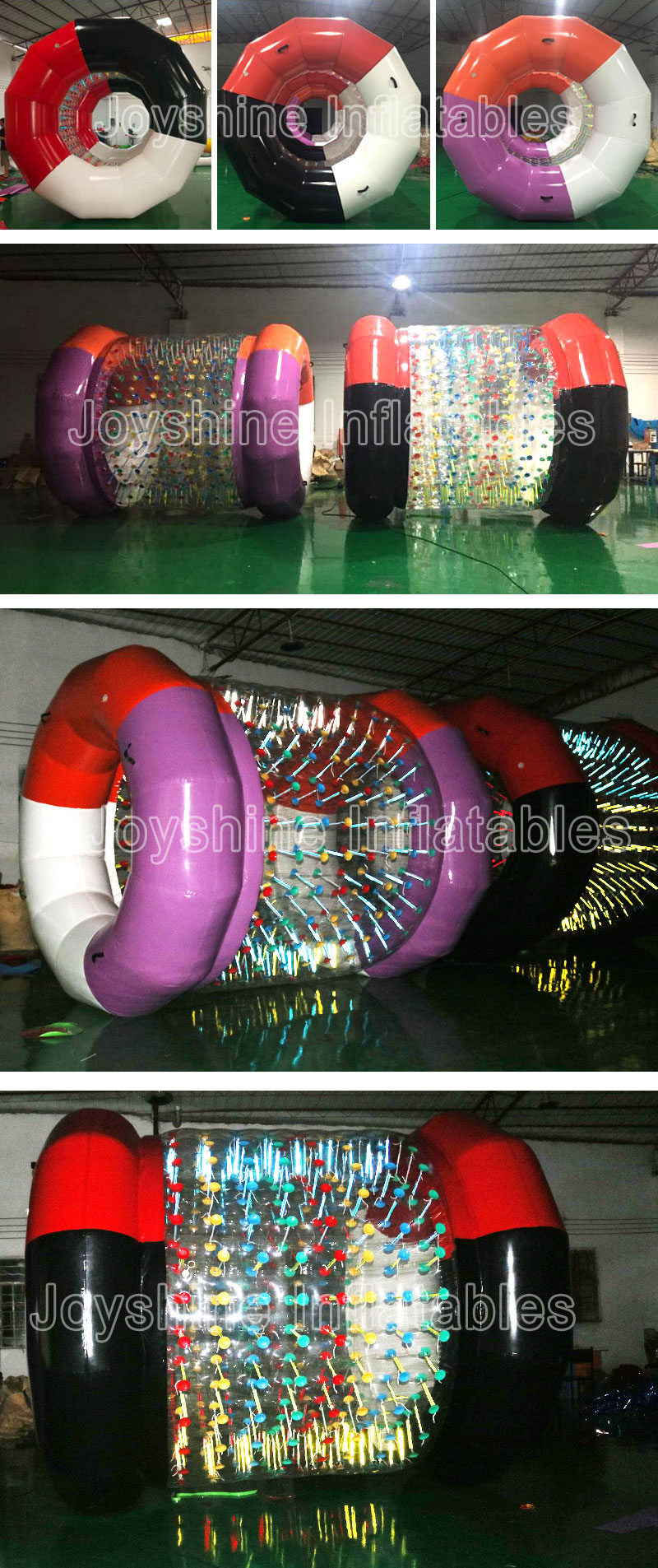 Kids and Adult Body Zorbing Water Walking Balls Floating Lake Swimming Pool Rolling Water Roller Ball For Fun