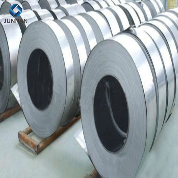 ASTM AISI JIS GB <strong>Q195</strong> galvanized steel strip in coil