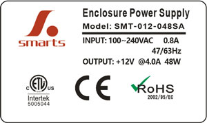 switch mode power supply 220v 12v led driver 50 w with CE rohs