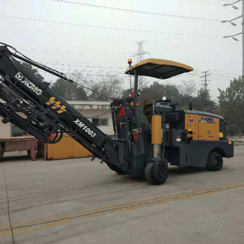 Road Milling Machine XCMG 1m Cold Milling Planer XM1003 Pavement Miller for sale