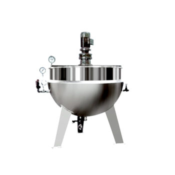Industrial electrical steam gas sugar syrup cooking machinery low price