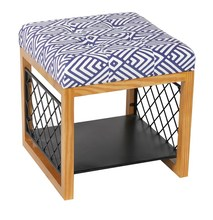 Bailey wooden living room <strong>furniture</strong> with shoe rack storage stool